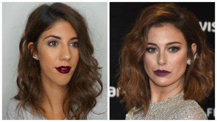 Maquillaje inspirado en BlancaSuárez