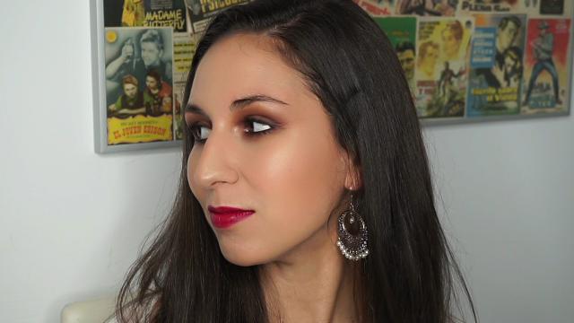 "Maquillaje para eventos ""primavera"""