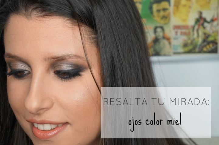 Cómo resaltar la mirada: maquillaje en ojos colormiel