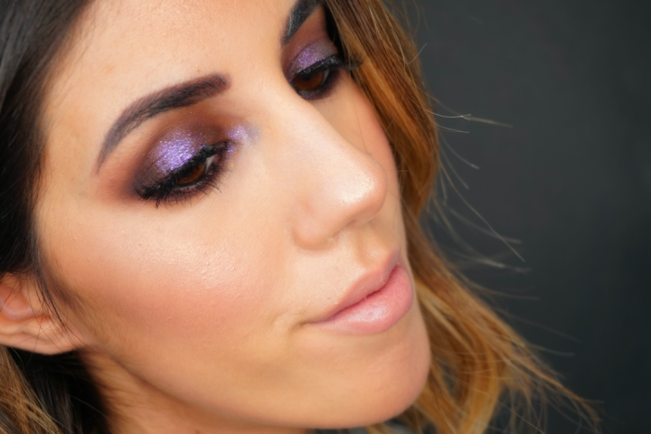 Purple Smoker Eye